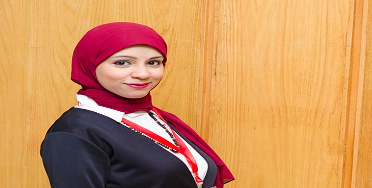 زينب محسن، صحفية.