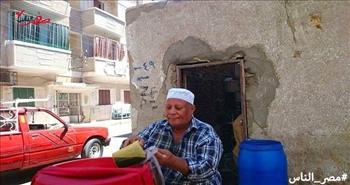 عرقسوس «علي السوهاجي» أبرز مظاهر شهر رمضان في قنا