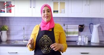 بالفيديو آية أحمد.. مشروع شيف للصُم والبكم
