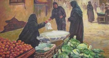 «أم عبد الرحمن».. بالمنتجات الفلاحي تكمل رسالتها مع أبنائها
