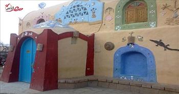 البيوت النوبية.. مزار سياحي يقصده السياح