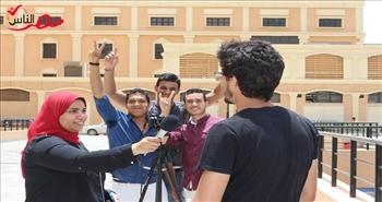 بالفيديو .. معاناة الدارسين للإعلام مع مشروعات التخرج التي تعرضهم لسخافات الجمهور